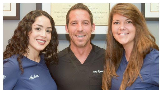 Chiropractor Delray Beach FL Ryan Alter and Staff